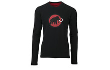 Mammut Snow Longsleeve Men black